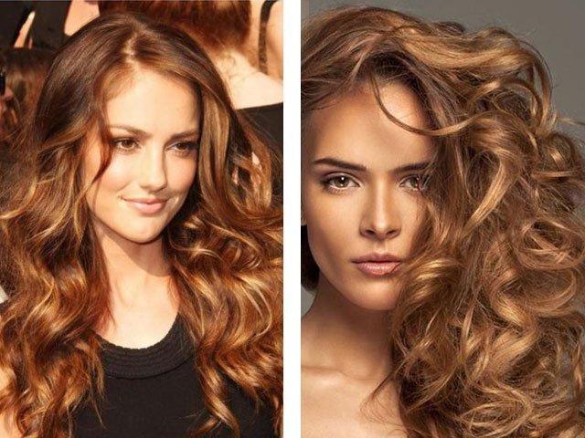 Как получить шоколадный цвет волос с помощью краски