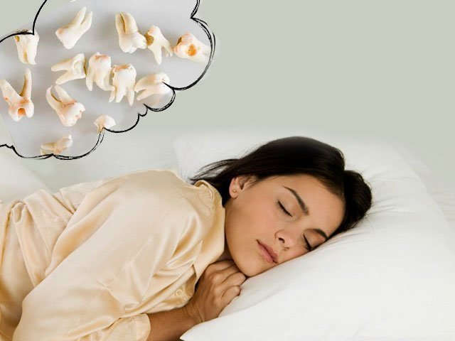 Сон видеть у себя гнилые зубы