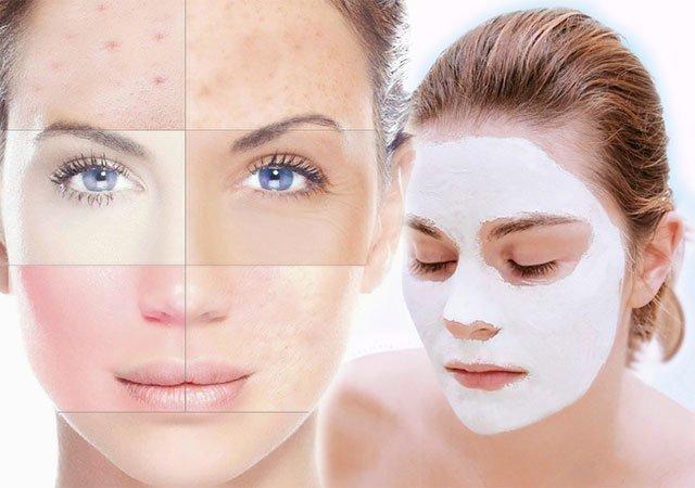 Маски для комбинированной кожи лица в домашних условиях 73