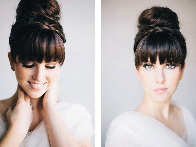 Причёски с хвостом на длинные волосы фото пошагово