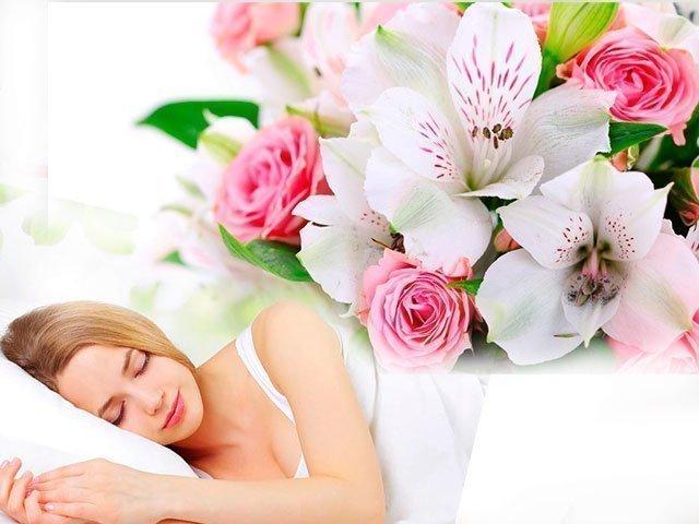 К чему снится покупать цветы живые в подарок 40