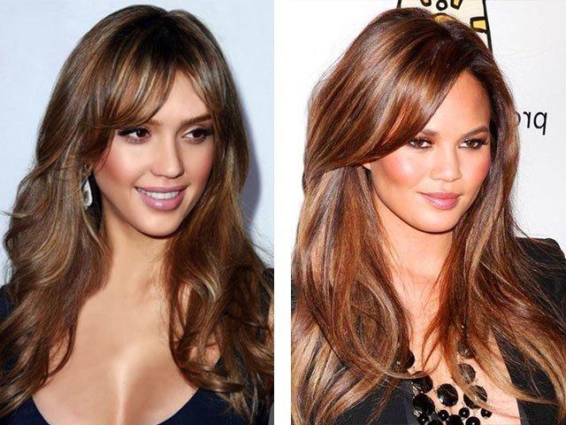 Правила окрашивания мелированных волос