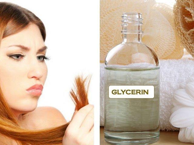 Глицерин и льняное масло маски для волос