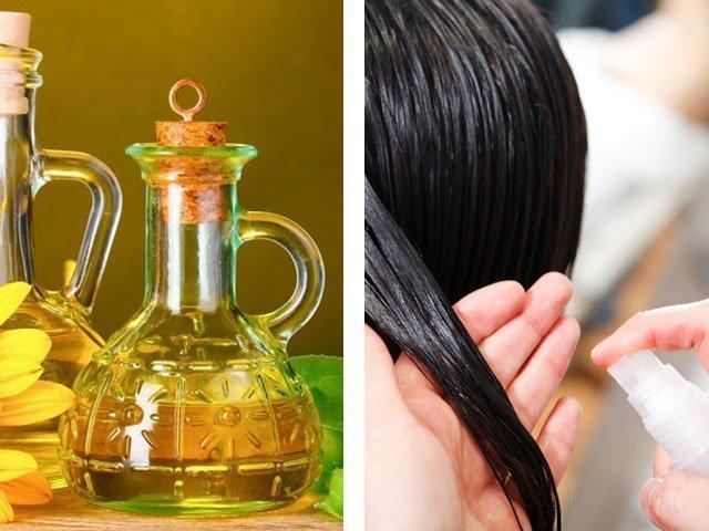 Какое лучше всего масло для волос