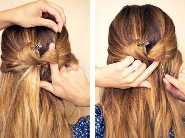 Плетение кос : идеи причесок, пошаговые фото и схемы плетения