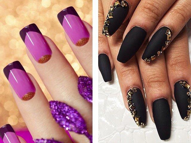 Какой сейчас в моде дизайн ногтей
