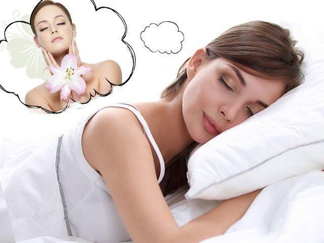 фото Видеть себя красивой во сне