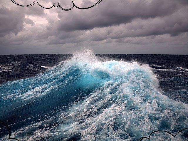 к чему снится шторм в море все сонники