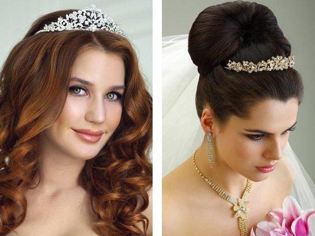 Свадебные причёски на короткие волосы своими руками