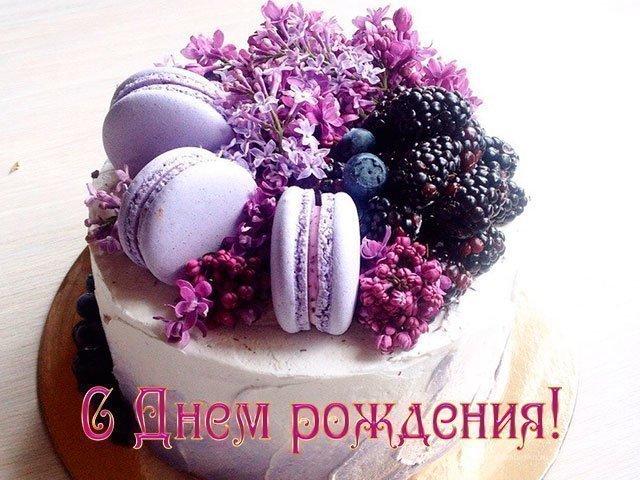 Украшение торта фруктами желе фото