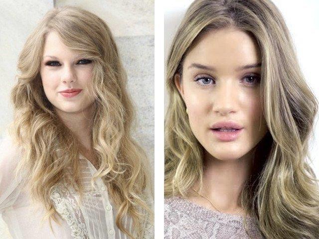 Красивый светло-русый цвет волос фото