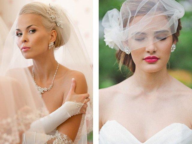 как делать свадебные прически пример