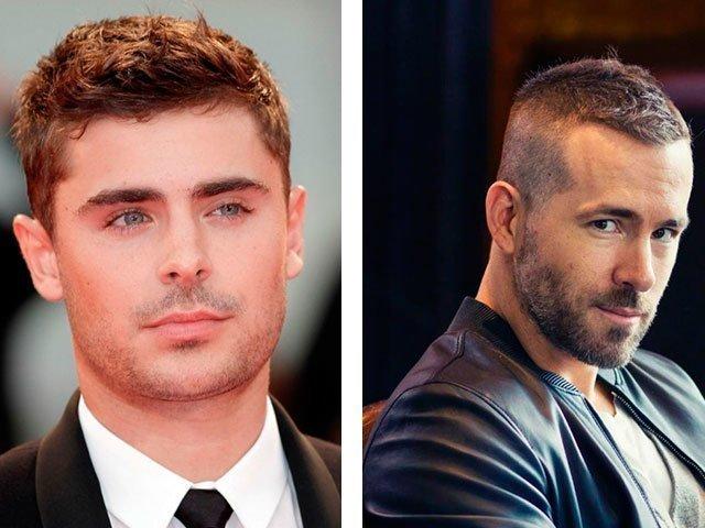 Причёски мужские короткие волосы 2017